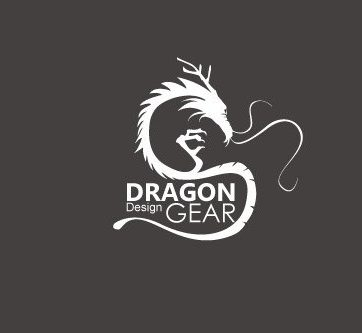 Dragon Gear /logo Design