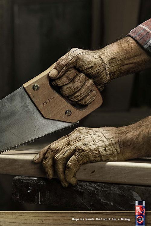 Repairs-Hands